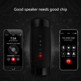 Wholesale Mini External Speaker - Jakcom OS2 Outdoor Bluetooth Speaker 5200mAh External Battery Pack Portable Subwoofer Bass Speaker LED light Stereo Mini Speaker