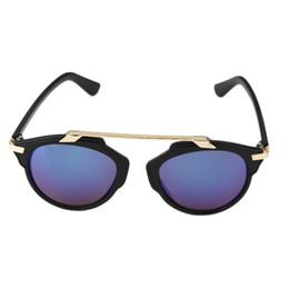 Espejo enmarcado de bambú online-Vintage unisex clásico de bambú de madera pierna PC marco gafas de sol de madera gafas de sol diseñador espejo fresco caliente!