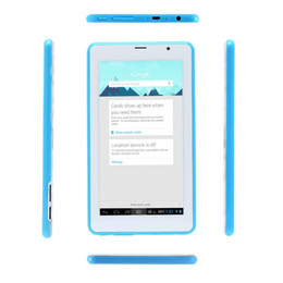 """Wholesale Android Unlocked Gsm - 6.5"""" MTK6572 Dual Core Tablet Phablet Android 4.2 3G Smart Phone (Unlocked) Phablet A7 GSM 4GB Bluetooth + GPS w MP3"""