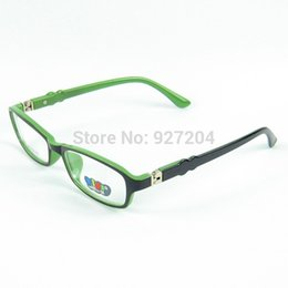 Wholesale Solid Hinges - Wholesale- 2015 New Design Kids Optical Frame With Good Flexible Hinge For Children Myopia Glasses