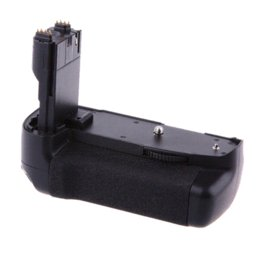 Wholesale Eos 7d Grip - Wholesale Black High-Strength Engineering Plastic BG-E7 Battery Grip Pack for Canon EOS 7D DSLR Camera BGE7