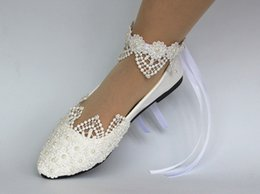 Dropshipping Ivory Satin Flat Shoes Women Uk Free Uk Delivery On