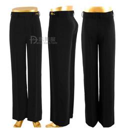 Wholesale Latin Pants - 2016 New Arrival Man Boy Latin Dance Pants For Dance Mens Ballroom Dance Pants Men'S Latin Pants Dancewear Pants