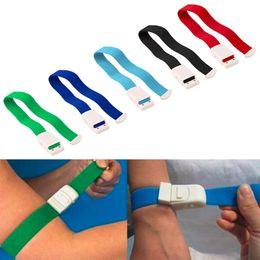 Wholesale Tourniquet Emergency - 1pc Quick Slow Release Medical Paramedic Sport Emergency Tourniquet Buckle free shipping