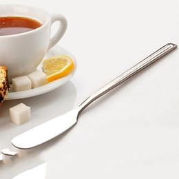 Wholesale Spreader Steel - Stainless Steel Utensil Cutlery Butter Knife Cheese Dessert Jam Spreader Breakfast Tool Home Kitchen Tableware Knives