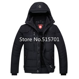 Wholesale Quality Brand Winter Jacket - Fall-Top Quality Wellensteyn Men Down Parka Jacket Coat 2016 New Winter Brand Fashion Thick Warm Overcoat Man Outerwear