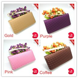 Wholesale Leather Money Wallet For Women - Woman Wallets Handbags Designers For Ladies Fashion PU Leather High Quality Money Clip Bifold Wallet Card Holder Free Shipping