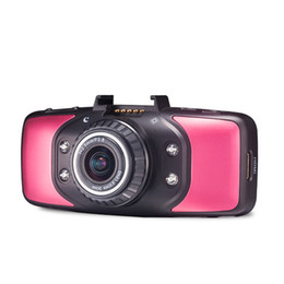 Wholesale Manual Zoom Camera - Free shipping night vision infrared car camera 1080p manual car camera hd dvr , 178 wide angle camera,car DVR GS9000