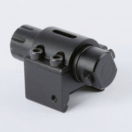 Wholesale Tactical Scopes Wholesale - New Tactical Red Dot Laser Sight Scope Fits 20mm Rail Mount for Hooting Rifle Pistol Gun