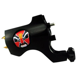 Wholesale Bishop Rotary Tattoo Machine Supplies - Facial Masks Bishop Style Rotary Tattoo Professional Tattoo Supply Tattoo Machine Gun for Tattoo Grip Liner Shader 8 Colors