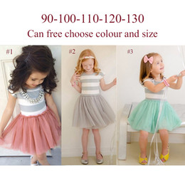 Wholesale Lolita White Wedding Dress - New Arrival Girls Wedding Flower Dresses Childrens White Organza Dresses Kids Party Clothes Lace Net Baby Girl Birthday Party