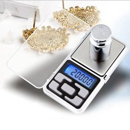 Wholesale Portable Benches - Portable 200g x 0.01g Mini Digital Scale Electronic Capacity Balance Diamond Jewelry Pocket kitchen