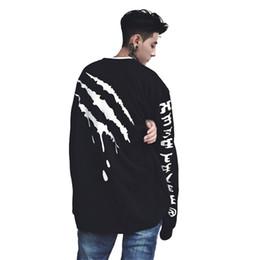 Argentina Al por mayor- Dropshipping Mayoristas Proveedores 2017 Nuevo otoño O-Neck Streetwear sudadera hombres cheap sweatshirt wholesalers Suministro