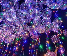 Flashing led balloon lights new en Ligne-2017 New LED Light Up Ballons Clignotant Latex Party Ballon 18 Pouces Glow Balloons Pour Fête D'anniversaire De Mariage et De Noël Décorations