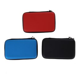 Wholesale Nintendo 3dsxl - Cool EVA Skin Hard Case Bag Carry Pouch Storage Travel Case Cover For Nintendo 3DS LL 3DSLL 3DSXL DSiLL