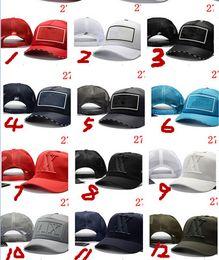 Wholesale Mesh Snapbacks - Mesh Cap logo Snapback Baseball Caps Leisure Hats Hourse Snapbacks Hats outdoor golf sports hat for men women