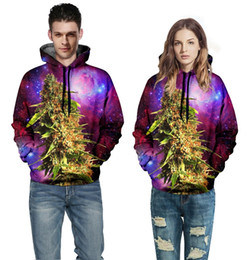 Wholesale Outlet Clothing - High quality red star digital printed men women with hooded hoodies,leisure in autumn and winter clothing Factory outlet wholesale 10 color