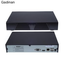 Wholesale Cms H 264 Cctv - HD 8 Channel HDMI Full CCTV NVR 8CH 1080P H.264 Network Video Recorder Support CMS ONVIF 2.0 system for IP camera P2P Cloud