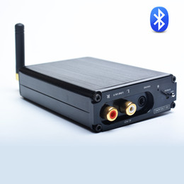Wholesale audio amplifier receiver - Freeshipping SQ1 Bluetooth Audio Receiver CSR8670 Bluetooth 4.0 version supports APT-X Lossless Decoder DAC OPA2604