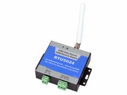 Ouverture de porte sans fil GSM Interrupteur de contrôle d'accès Interrupteur de porte sans fil par appel mobile gratuit - RTU5024 ? partir de fabricateur