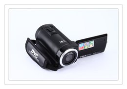 Wholesale Flash Memory Video - Wholesale C6 HD 1080P Camcorders 2.7 inches LCD Digital Video Digital Video Camera Camcorder HDMI Free