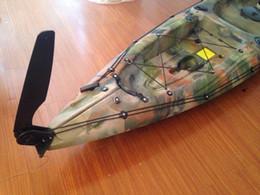 Wholesale boat rudders - Foot Control Step Steering Wheel Watercraft Kayak Boat Rudder Direction Kits For Kayak, Kayak rudder Fin