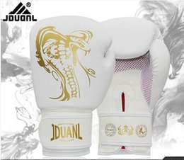 Wholesale Taekwondo Fighting Gloves - MMA Boxing Gloves Men Women Sandbag Taekwondo Muay Thai Fight Boxe De Luva Training Sports Equipments