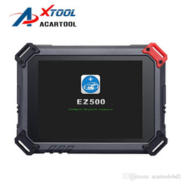 Wholesale Mitsubishi Bluetooth - 100% Original XTOOL ez500 XTOOL ez500 Diagnosis System with WIFI Online Update with Special Function Same Function with Xtool PS80 and ps90