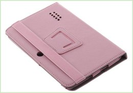 Wholesale Q88 7inch Case - Wholesale - freeshipping 7inch 7'' 7 inch leather case multi-color PU leather case cover for Q88 Tablet PC