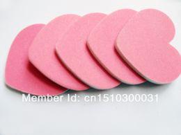 Wholesale Mini Nail Emery Board - Wholesale- 500 pcs mini nail emery board nail art tool beauty file