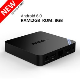 Wholesale Tv Smart Boxes Best Price - Newest Original T95N Mini M8Spro TV BOX Best Price Best Quality S905X 2G+8G Android 6.0 Wifi+Bluetooth HD2.0 4K Smart box