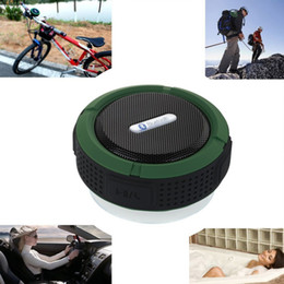 Wholesale Mini Subwoofer For Bicycle - Outdoor Sports Wireless Bluetooth Speaker IPX7 Portable Waterproof Music Loudspeaker Shower Bicycle Speaker For Bike Bathroom