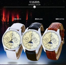 Wholesale China Designer Watches - New 3 Dial Designer Color Fashion Leisure Men Wristwatches Boy Charm Couple Luxruy Quartz Leather Brand Dress Watches Gift Cheap China