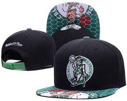 Wholesale Snapbacks Boston - Hot Selling Men's Women's Basketball Snapback Baseball Snapbacks boston celtic pierce Hats Man Sports Hat Flat Hip Hop Caps Thousands Styles
