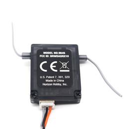 Wholesale Spektrum Receivers - Spektrum SPM9645 DSMX 2.4GHz R C Toy Satellite Receiver for JR   Spektrum AR6210 AR12120 AR9020