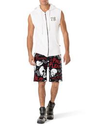 Wholesale Clothing Sportswear Shorts - PP brand sportswear Men's hoodies clothing T-shirts Casual Tops Jackets Men's Tops Boy Camisetas 7014