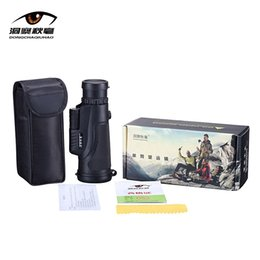 Wholesale Wholesale Monocular - High Powered 12X50 Monocular - Bright and Clear Single Hand Focus - Waterproof, Fogproof - For Bird Watching, or Wildlife DHL free