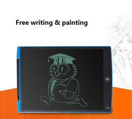 """Argentina 8.5 """"Tabletas de dibujo LCD para niños Tableros de dibujo sin papel Eco Tablero de tableta portátil ePaper para niños Tableros de dibujo de la escuela de jardín de niños Suministro"""
