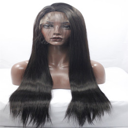Wholesale Wig Japan - kabell Fashion wigs lave front wig Straight Hair Wig Synthetic Wigs Lace Front Hair Wig Japan Heat Resistant Synthetic For Black Women Stock