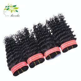 Wholesale Bella Weave - Bella Hair wholesale 7a Peruvian Deep Curly Wave Virgin Hair Bundle Extensions unprocessed Dyeable Peruvian virgin hair Remy Deep weave 4pcs
