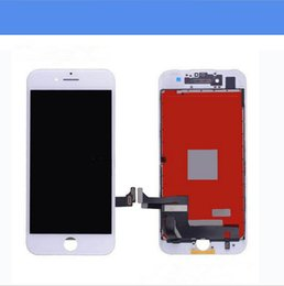 Wholesale Original Touch Screen Digitizer - Black Grade A +++ LCD Display Touch Digitizer Complete Screen with Frame Full Assembly Replacement For original iPhone 6 6s $ 6 6s Plus