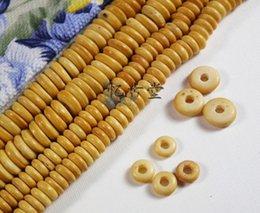 """Wholesale Antique Gu - """"Yi Gu Tang"""" DIY beads antique natural bone bone spacer 6-8mm"""