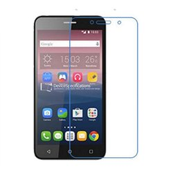 Wholesale One Touch Retail - Premium Tempered Glass Screen Protector For Alcatel One Touch Pixi 4 Pixi4 3.5 4.0 4.5 5.5 6.0 Toughened Protective Film With Retail Package