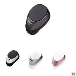 Deutschland Mini7 Bluetooth Kopfhörer 4.1 Ultra Mini Mini Art und Weise drahtloses Ohr, das Ohrart Sportauto 4.1 Universal hängt Versorgung