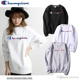 Wholesale Athletic Clothes For Women - Best Sale Champion Supremes Pullover Hoodies Supremes Sweatshirt With Polyester Supremes Athletic Clothes Champion Clothes For Men and Women