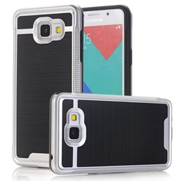 Wholesale Grand Covers - Armor Brushed Plastic + TPU Back Phone Cover For Samsung Galaxy On5 On7 Casee For Samsung Galaxy Grand 2 G7106 Samsung Galaxy Duos i9082