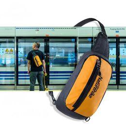 Wholesale Handbag City - Wholesale- Outdoor TPU Waterproof Fabric Sports Bag Unisex Ultralight Handbag Adjust Strap Absorb Sweat Cycling Running Bags City Jogging