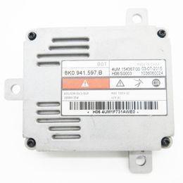 Módulo de faro online-Unidad de módulo de control HID de lastre de faro usado original para VW Passat Jetta Golf para A3 A4 A8 OEM 8K0941597B 8K0 941 597 B