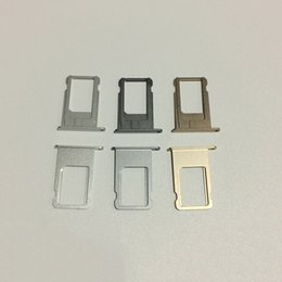 iphone nano sim slot Coupons - JOEMEL for iPhone 6 Plus Nano Sim Card Slot Tray Holder Bracket Replacement Parts Gold Silver Gray