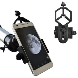 Wholesale Phone Microscope - Universal Cell Phone Adapter Mount - Compatible with Binocular Monocular Spotting Scope Telescope and Microscope adapter
